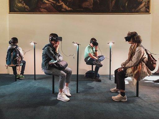 realidad virtual´publicidad y las nuevas tecnologías